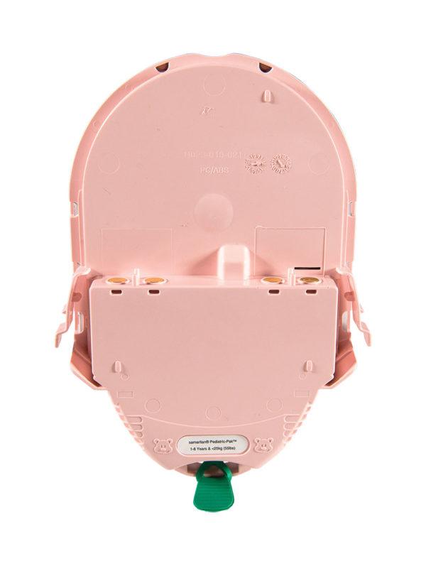Lasten Pediatric-Pak akku- ja elektrodipakkaus